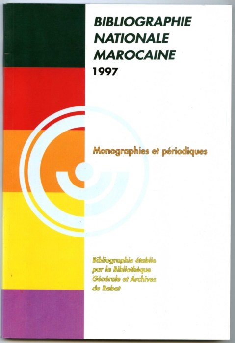 Bibliographie nationale : 1997